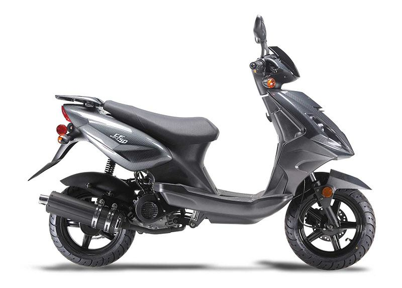 2019 Wolf Brand Scooters Wolf CF-50 in Roselle, Illinois - Photo 2