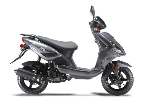2019 Wolf Brand Scooters Wolf CF-50 in Neptune, New Jersey - Photo 2
