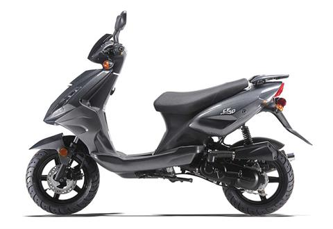 2019 Wolf Brand Scooters Wolf CF-50 in Neptune, New Jersey - Photo 3