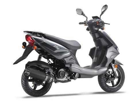 2019 Wolf Brand Scooters Wolf CF-50 in Cocoa, Florida - Photo 4