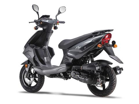 2019 Wolf Brand Scooters Wolf CF-50 in Junction City, Kansas