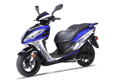 2019 Wolf Brand Scooters Wolf EX-150 in Virginia Beach, Virginia