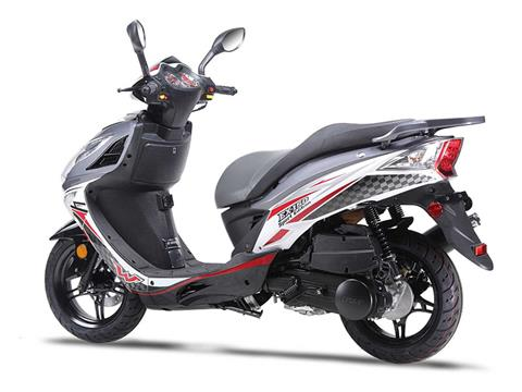 2019 Wolf Brand Scooters Wolf EX-150 in Cocoa, Florida - Photo 5