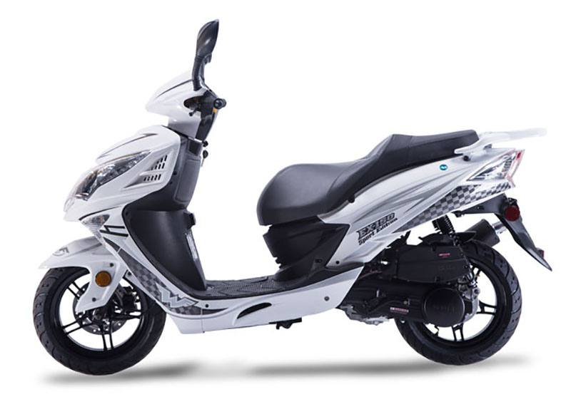 2019 Wolf Brand Scooters Wolf EX-150 in Neptune, New Jersey - Photo 3