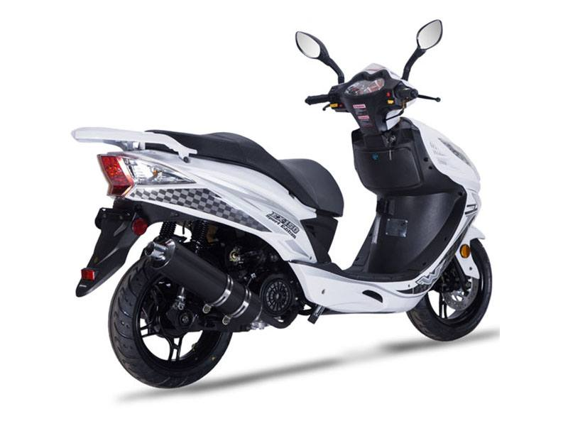 2019 Wolf Brand Scooters Wolf EX-150 in New Haven, Connecticut - Photo 4
