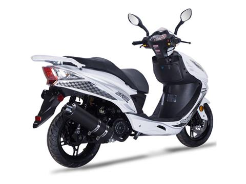 2019 Wolf Brand Scooters Wolf EX-150 in Neptune, New Jersey - Photo 4