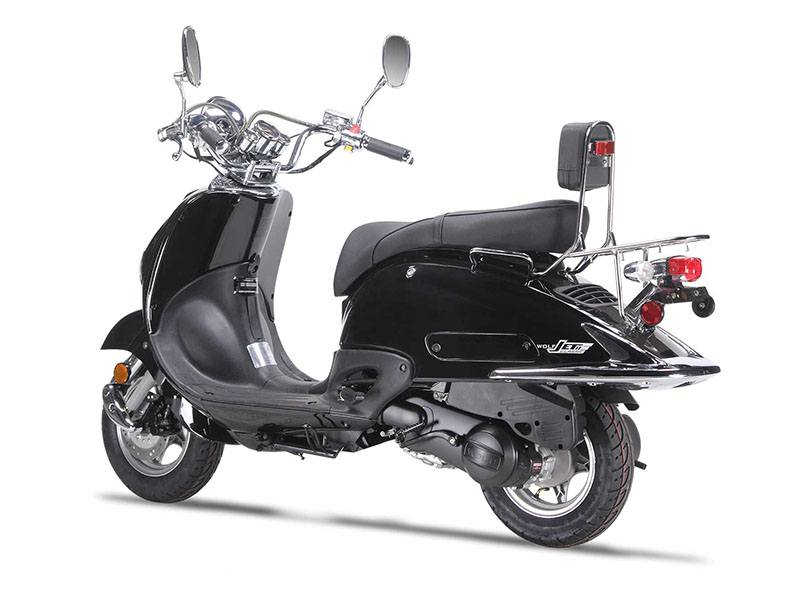 2019 Wolf Brand Scooters Wolf Jet in Junction City, Kansas