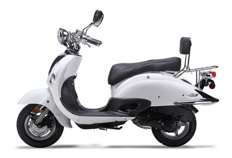 2019 Wolf Brand Scooters Wolf Jet II in New Haven, Connecticut - Photo 3