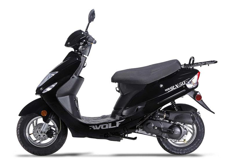 2019 Wolf Brand Scooters Wolf RX-50 in New Haven, Connecticut - Photo 3