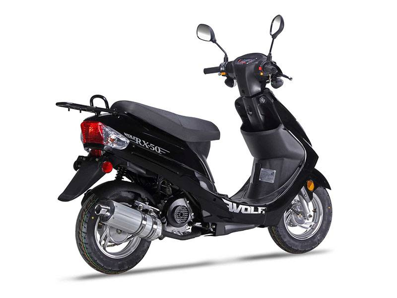 2019 Wolf Brand Scooters Wolf RX-50 in New Haven, Connecticut - Photo 4