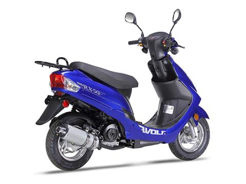 2019 Wolf Brand Scooters Wolf RX-50 in Virginia Beach, Virginia - Photo 4