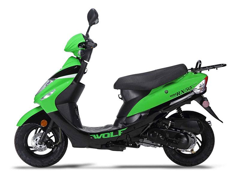 2019 Wolf Brand Scooters Wolf RX-50 in New Haven, Connecticut