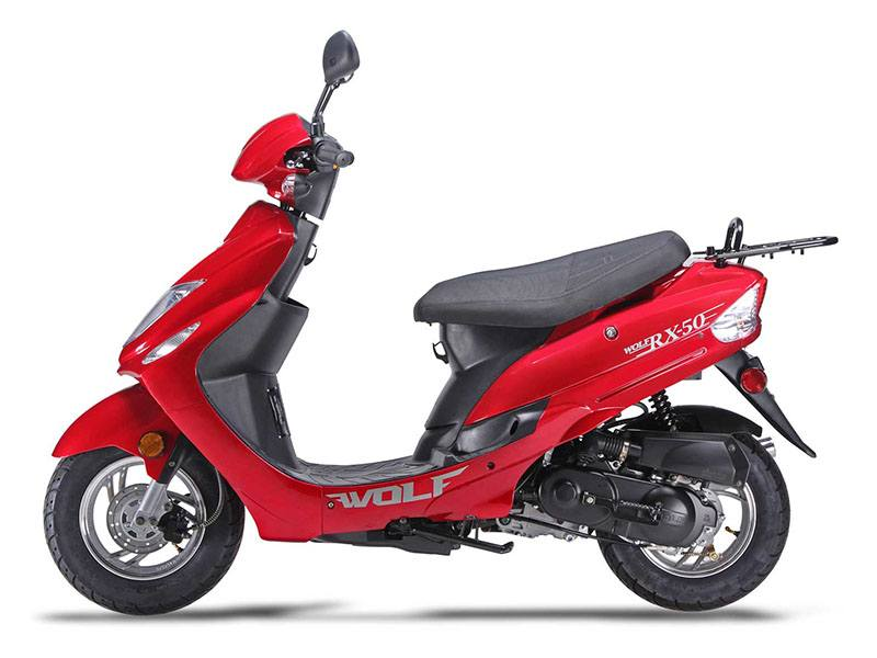 2019 Wolf Brand Scooters Wolf RX-50 in Cocoa, Florida - Photo 3