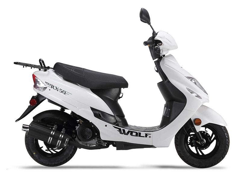 2019 Wolf Brand Scooters Wolf RX-50 in Cocoa, Florida - Photo 2