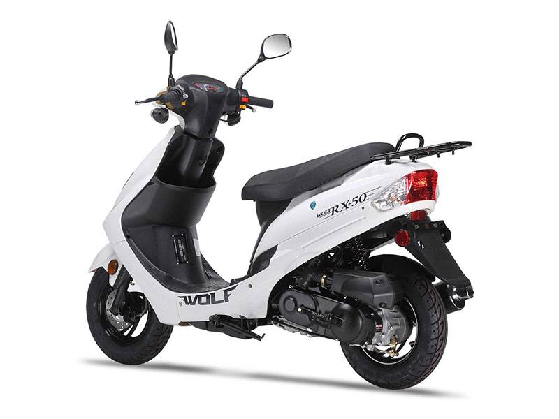 2019 Wolf Brand Scooters Wolf RX-50 in Junction City, Kansas