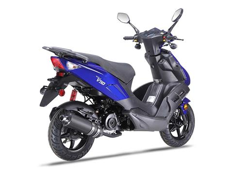 2019 Wolf Brand Scooters Wolf V-150 in New Haven, Connecticut