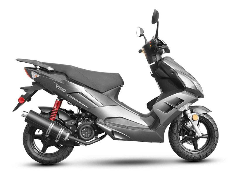 2019 Wolf Brand Scooters Wolf V-150 in Neptune, New Jersey - Photo 2