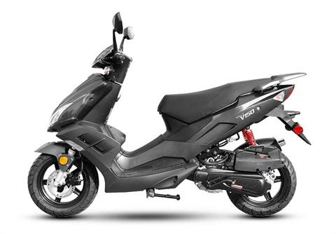 2019 Wolf Brand Scooters Wolf V-150 in Neptune, New Jersey - Photo 3