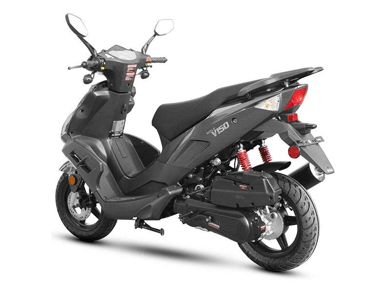 2019 Wolf Brand Scooters Wolf V-150 in Neptune, New Jersey - Photo 5