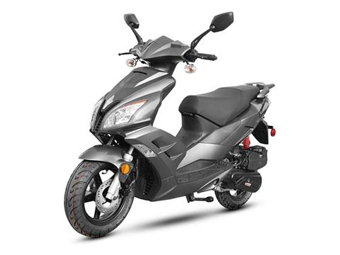 2019 Wolf Brand Scooters Wolf V50 in Neptune, New Jersey - Photo 1