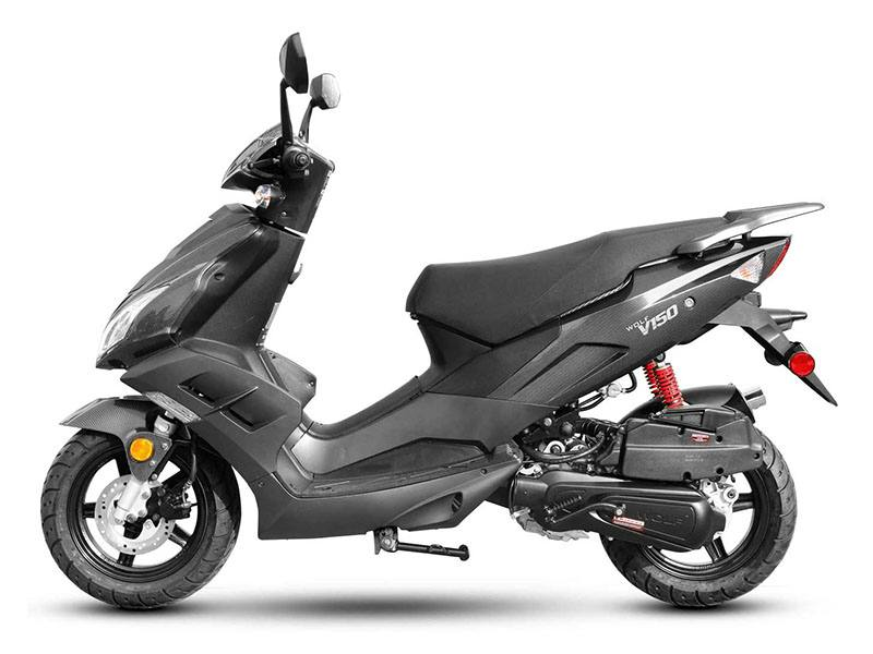 2019 Wolf Brand Scooters Wolf V50 in Neptune, New Jersey - Photo 3
