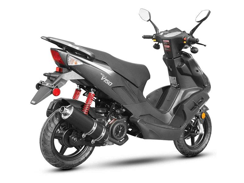 2019 Wolf Brand Scooters Wolf V50 in Neptune, New Jersey - Photo 4