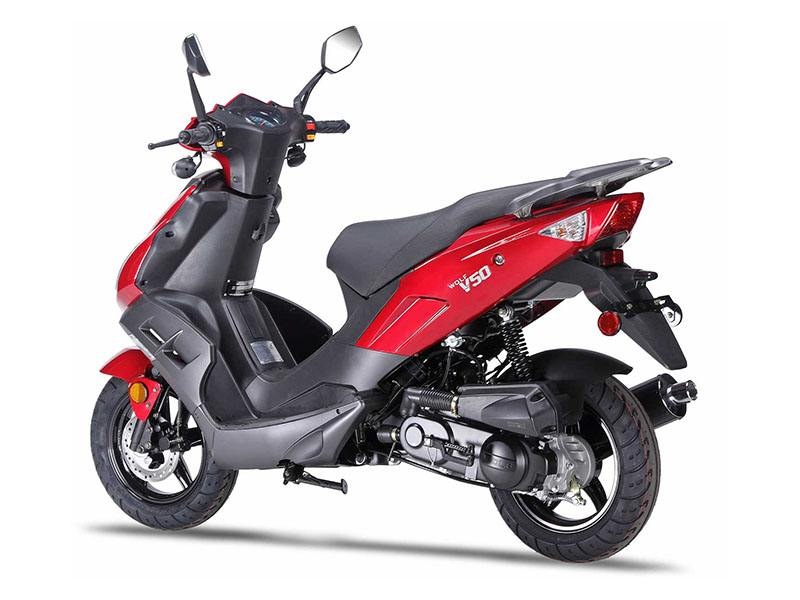 2019 Wolf Brand Scooters Wolf V50 in New Haven, Connecticut