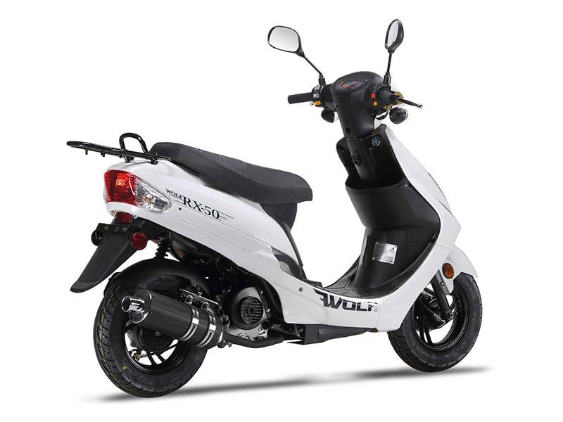 2020 Wolf Brand Scooters Wolf RX-50 in Plymouth, Massachusetts