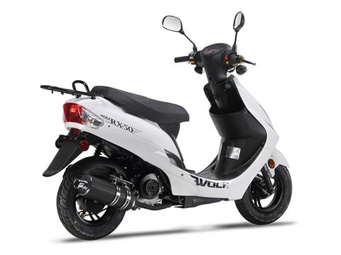 2020 Wolf Brand Scooters Wolf RX-50 in Chula Vista, California - Photo 4