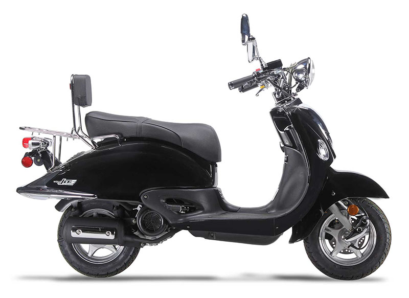 2021 Wolf Brand Scooters Wolf Jet II in Richmond, Virginia - Photo 2