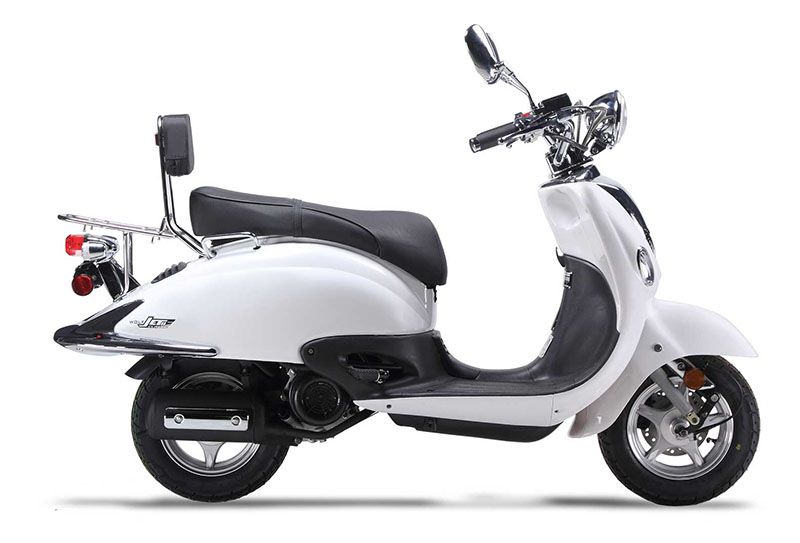 2021 Wolf Brand Scooters Wolf Jet II in Plymouth, Massachusetts