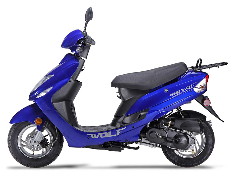 2021 Wolf Brand Scooters Wolf RX-50 in Neptune, New Jersey - Photo 3