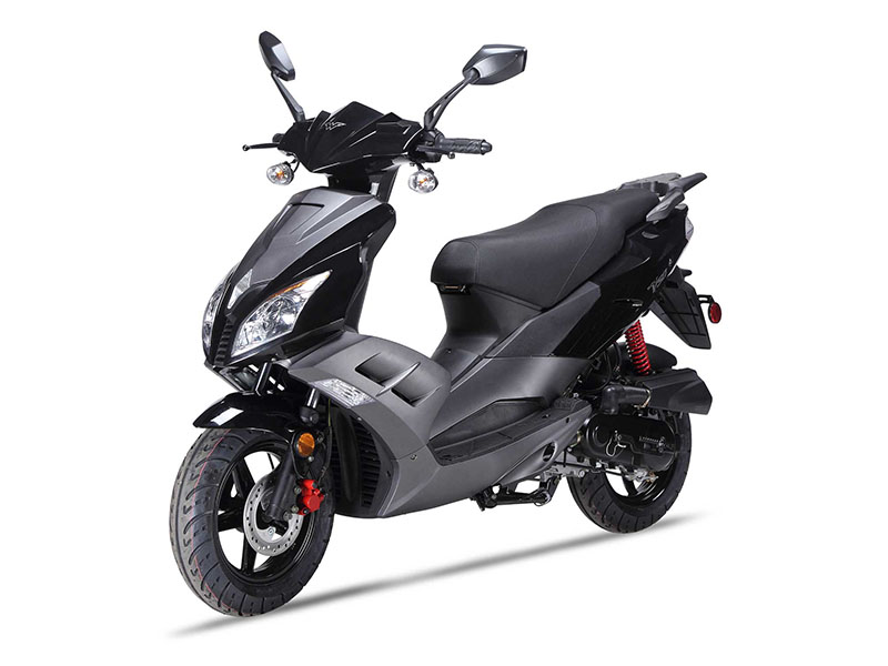 2021 Wolf Brand Scooters Wolf V50 in Plymouth, Massachusetts