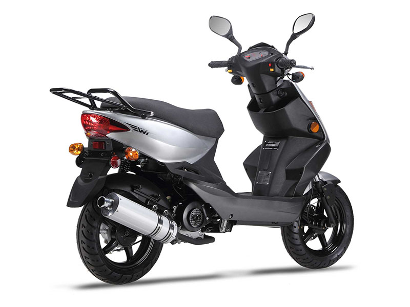 2021 Wolf Brand Scooters Wolf W1 in New Haven, Connecticut