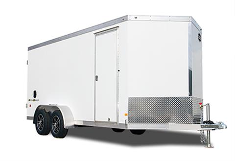 2018 Wells Cargo WAUV85X2022 SilverSport Cargo Trailer in Decorah, Iowa