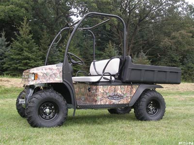 2009 Woods MAV4x4 in Hazlehurst, Georgia