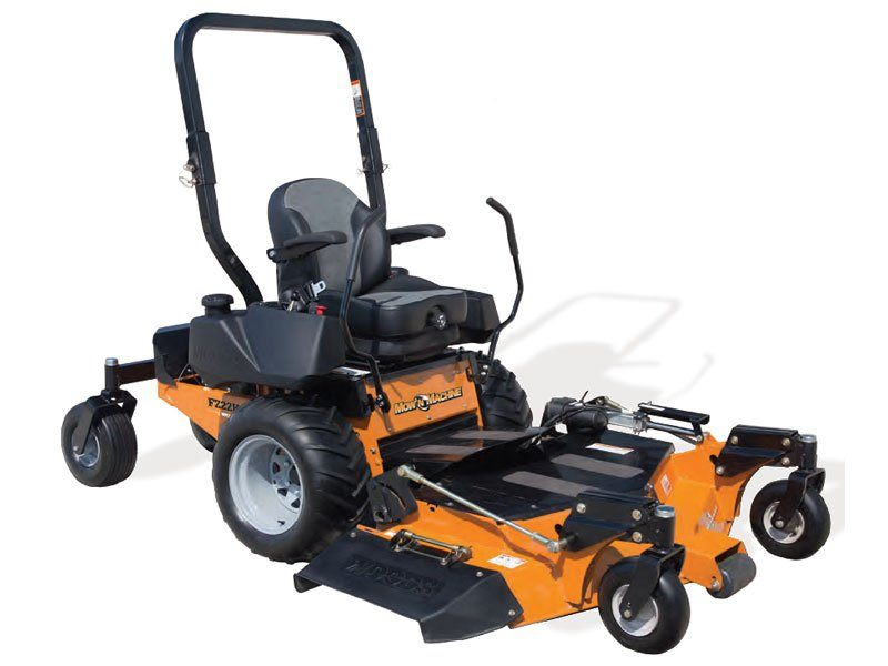 Ms Lawn Mower : New woods fz k front deck lawn mowers riding in