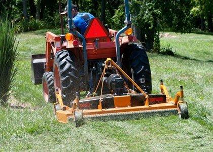 Woods 8400 Finish Mower Parts