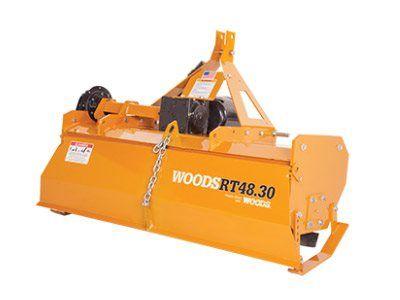 2016 Woods RT48 30 / RTR48 30 Tiller Implements Mount