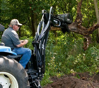 2019 Woods BH80-X Backhoe in Saucier, Mississippi