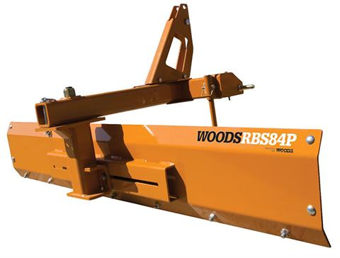 2019 Woods RBS60P Rear Blade in Saucier, Mississippi