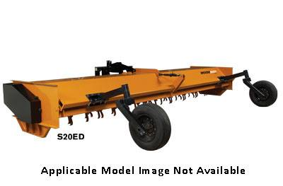 2019 Woods S12ED Flail Shredder in Saucier, Mississippi