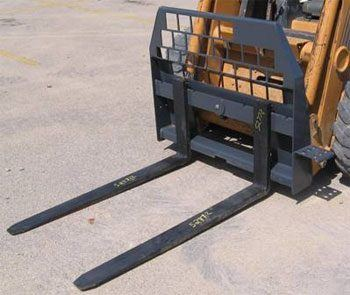 2019 Woods PF6648S Pallet Fork in Warren, Arkansas
