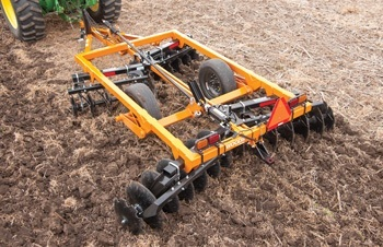2019 Woods DHH108T Disc Harrow in Warren, Arkansas - Photo 3