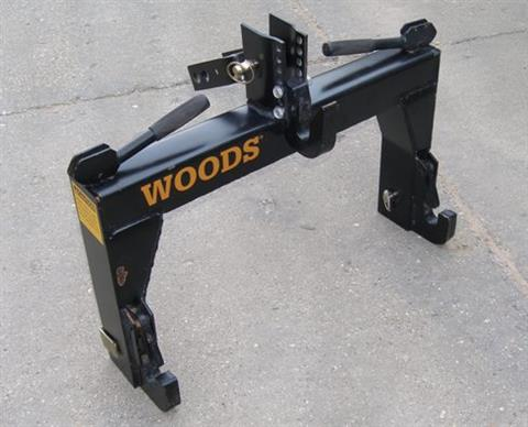 2019 Woods TQH1 Quick Hitch in Saucier, Mississippi