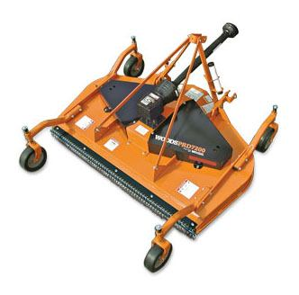 2019 Woods PRD6000 Rear Mount Finish Mower in Saucier, Mississippi