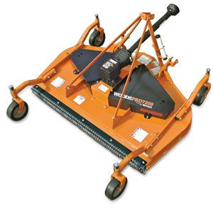 2019 Woods PRD7200 Rear Mount Finish Mower in Saucier, Mississippi