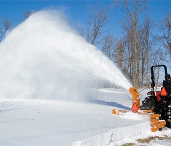 Woods SB64S Standard Duty Snow Blower in Saucier, Mississippi