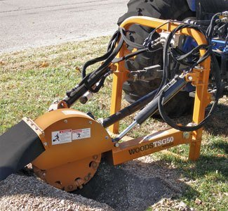 2019 Woods TSG50 Stump Grinder in Saucier, Mississippi