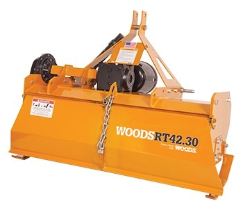 2019 Woods RT42.30 / RTR42.30 Rotary Tiller in Hazlehurst, Georgia